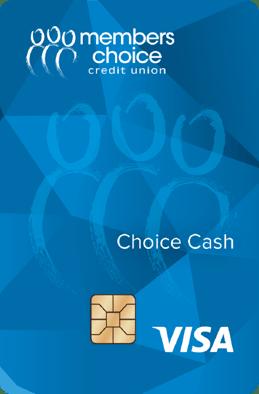 Choice Cash Visa